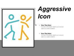 Aggressive Icon