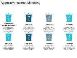 Aggressive Internet Marketing Ppt Powerpoint Presentation Pictures Slide Download Cpb