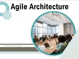 Agile Architecture Development Enterprise Manufacturing Product Frameworks Business Process
