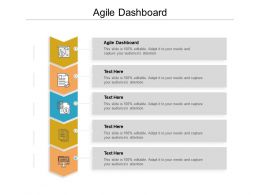 Agile Dashboard Ppt Powerpoint Presentation Infographics File Formats Cpb