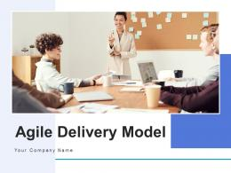 Agile Delivery Model Business Stakeholder Engagement Software Development Retirement
