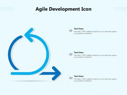 Agile Development Icon
