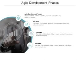 Agile Development Phases Ppt Powerpoint Presentation Professional Cpb
