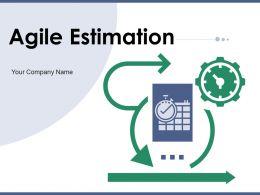 Agile Estimation Priority Improvement Evaluate Prototype Development Migration