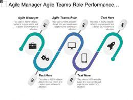 Agile Manager Agile Teams Role Performance Appraisals Teams