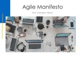 Agile Manifesto Powerpoint Presentation Slides