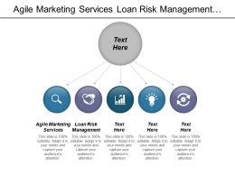 Agile Marketing Services Loan Risk Management Investment Information Services Cpb