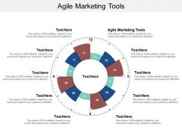 Agile Marketing Tools Ppt Powerpoint Presentation Styles Slides Cpb