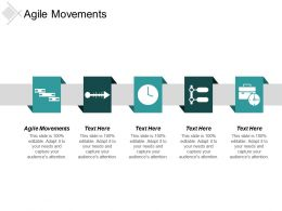 Agile Movements Ppt Powerpoint Presentation Infographics Graphics Download Cpb