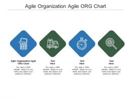 Agile Organization Agile Org Chart Ppt Powerpoint Presentation Infographic Template Tips Cpb