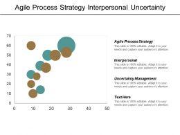 Agile Process Strategy Interpersonal Uncertainty Management Decision Management Cpb