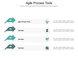 Agile Process Tools Ppt Powerpoint Presentation Styles Example Topics Cpb