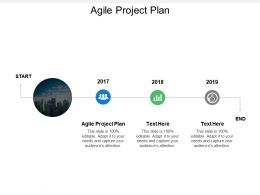 Agile Project Plan Ppt Powerpoint Presentation File Diagrams Cpb