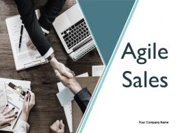 Agile Sales Powerpoint Presentation Slides