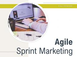 Agile Sprint Marketing Powerpoint Presentation Slides
