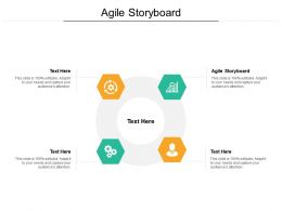 Agile Storyboard Ppt Powerpoint Presentation Ideas Infographics Cpb