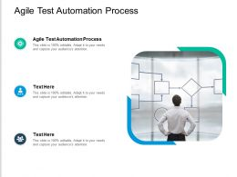 Agile Test Automation Process Ppt Powerpoint Presentation Professional Aids Cpb