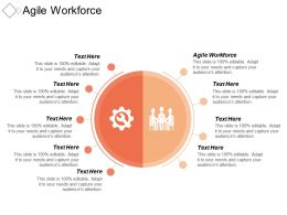 Agile Workforce Ppt Powerpoint Presentation File Demonstration Cpb