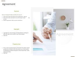 Agreement Payment Ppt Powerpoint Presentation Icon Examples
