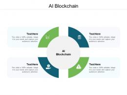 AI Blockchain Ppt Powerpoint Presentation Show Display Cpb