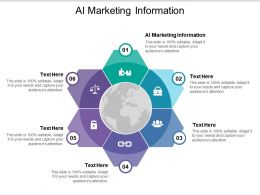 Ai Marketing Information Ppt Powerpoint Presentation Outline Model Cpb