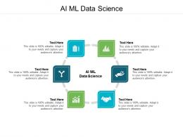 AI ML Data Science Ppt Powerpoint Presentation Layouts Shapes Cpb