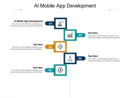 AI Mobile App Development Ppt Powerpoint Presentation Pictures Cpb