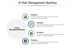 AI Risk Management Banking Ppt Powerpoint Presentation Outline Tips Cpb