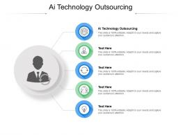 AI Technology Outsourcing Ppt Powerpoint Presentation Summary Graphics Cpb