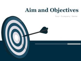 Aims And Objectives Relevant Business Plan Planning Process Requirement
