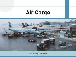 Air Cargo Prepared Transportation Services Shipments Individual Equipment