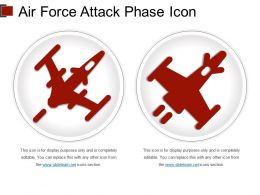 Air Force Attack Phase Icon
