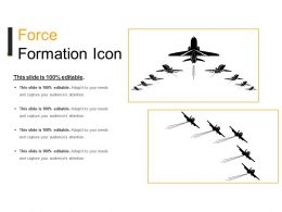 Air Force Formation Icon