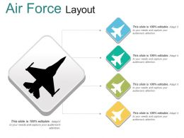 Air Force Layout