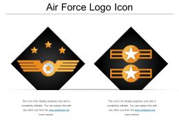 Air Force Logo Icon