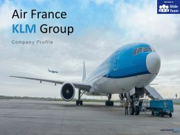 Air France KLM Group Company Profile Overview Financials And Statistics From 2014-2018