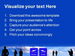 Airport Schedules Travel PowerPoint Templates And PowerPoint Backgrounds 0711  Presentation Themes and Graphics Slide02