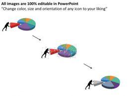 al_business_man_pushing_piece_of_pie_chart_flat_powerpoint_design_Slide02