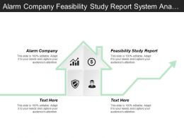 Alarm Company Feasibility Study Report System Analysis Design