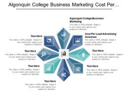 Algonquin College Business Marketing Cost Per Lead Advertising Solutions Cpb