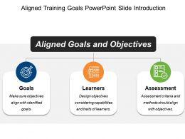 aligned_training_goals_powerpoint_slide_introduction_Slide01