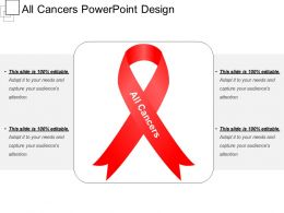 All Cancers Powerpoint Design