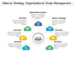 alliance_strategy_organizational_goals_management_challenges_strategic_objectives_cpb_Slide01