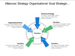 Alliances Strategy Organizational Goal Strategic Planning Checklist Risk Assessment Cpb