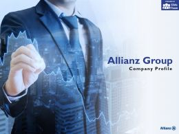 Allianz Group Company Profile Overview Financials And Statistics From 2014-2018
