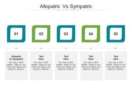 Allopatric Vs Sympatric Ppt Powerpoint Presentation Infographics Example Cpb