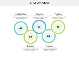 ALM Workflow Ppt Powerpoint Presentation Summary Cpb