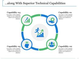 Along With Superior Technical Capabilities Ppt Slides Diagrams