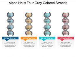 alpha_helix_four_grey_colored_strands_Slide01