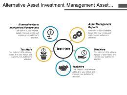 Alternative Asset Investment Management Asset Management Reports Globalization Trends Cpb